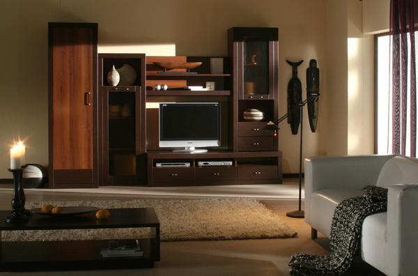 Мебель для гостиной (гостинной). Модульная мебель, стенки, витрины