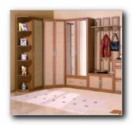 Большой ассортимент модульной мебели позволяют легко и удобно скомпоновать прихожую по габаритам... 08.04.2009